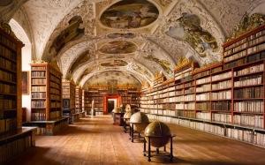 Biblioteca Strahov-Abbey